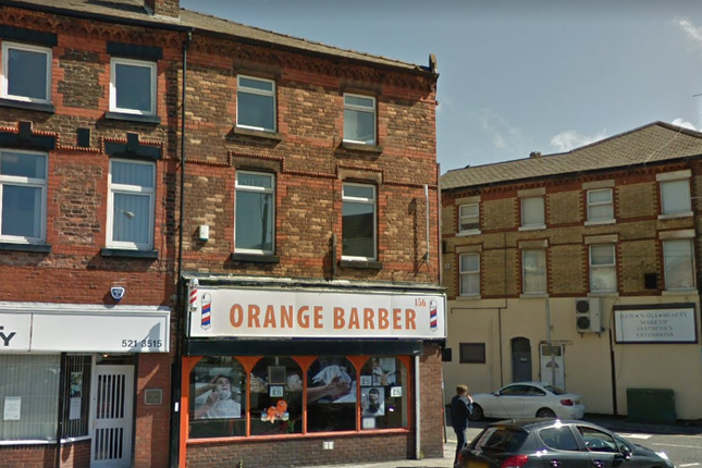Thumbnail Flat to rent in 156 County Road, Liverpool