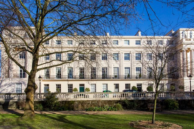 Thumbnail Terraced house for sale in Cumberland Terrace, London