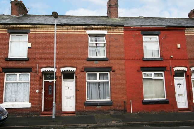 Thumbnail Terraced house for sale in Frodsham Street, Manchester