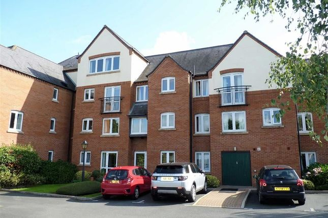 Thumbnail Flat for sale in Watkins Court, Hereford, Herefordshire