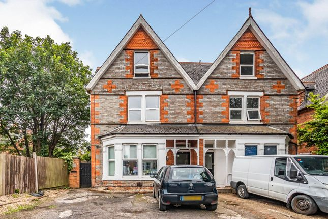 Thumbnail Semi-detached house for sale in Christchurch Road, Reading