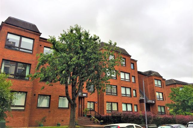 Thumbnail Flat for sale in Ascot Court, Kelvindale, Glasgow