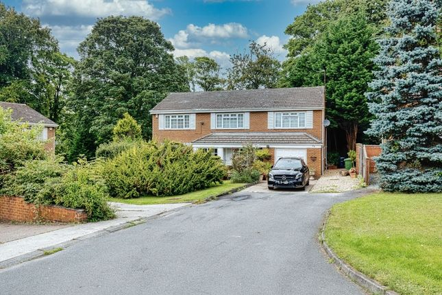 Thumbnail Detached house for sale in Silksworth Hall Drive, Sunderland, Tyne And Wear