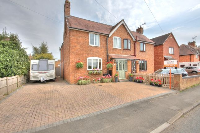 Semi-detached house for sale in Manor Road, Wickhamford