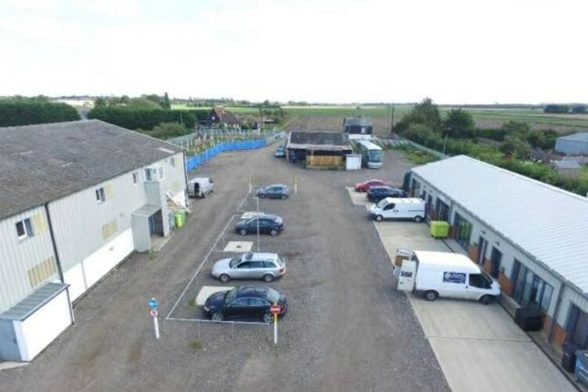 Thumbnail Commercial property to let in First Drove, Little Downham, Ely