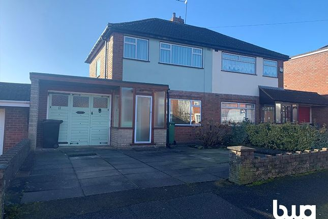 3 bed semi-detached house for sale in 11 Queens Crescent, Wolverhampton WV14