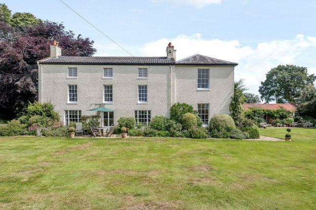 Thumbnail Property for sale in Heath Road, Ridlington, North Walsham, Norfolk