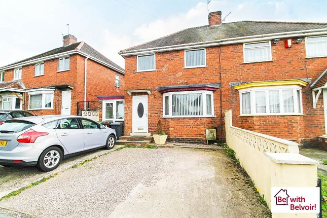 3 bed semi-detached house for sale in Hawksford Crescent, Wolverhampton