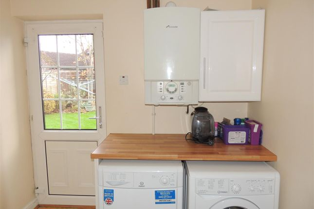 Utility Room of Beaumont Close, Longwell Green, Bristol BS30