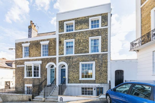 Thumbnail Semi-detached house to rent in Priory Crescent, Lewes