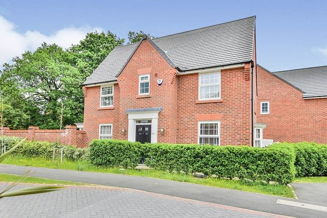 Thumbnail Detached house for sale in Colstone Close, Wilmslow