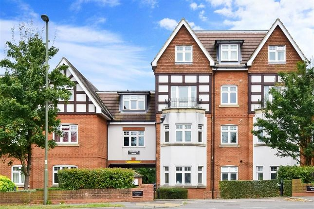 1 bed flat for sale in Cheam Road, Epsom, Surrey KT17