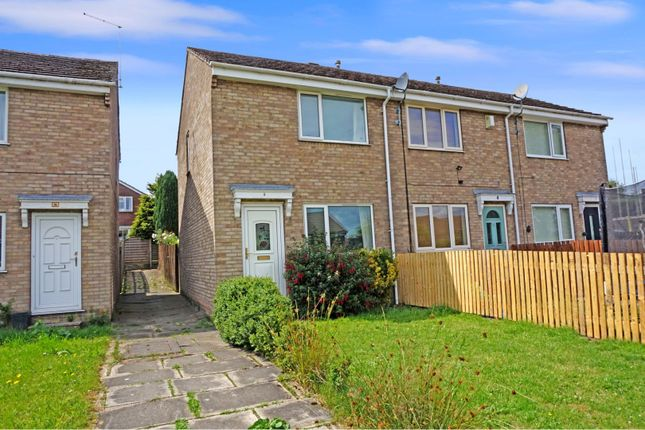 Thumbnail 2 bed end terrace house for sale in Howden Close, Huddersfield