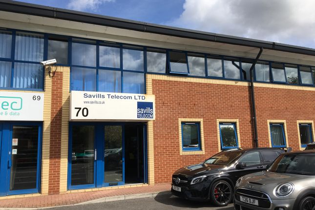 Thumbnail Office for sale in Unit 70, Shrivenham Hundred Business Park, Watchfield, Oxon