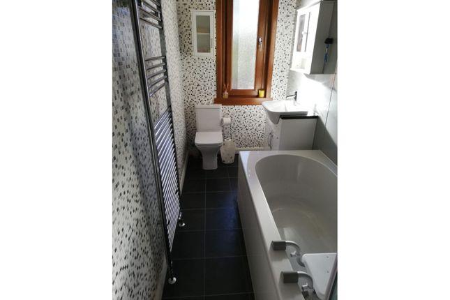 Bathroom of Moncur Crescent, Dundee DD3