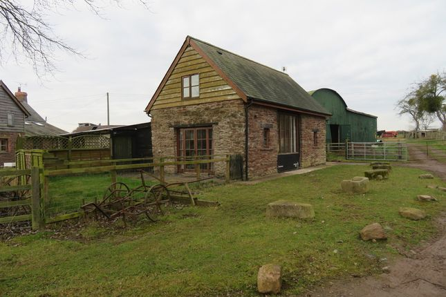 Thumbnail Barn conversion to rent in Westhope Common, Westhope, Hereford