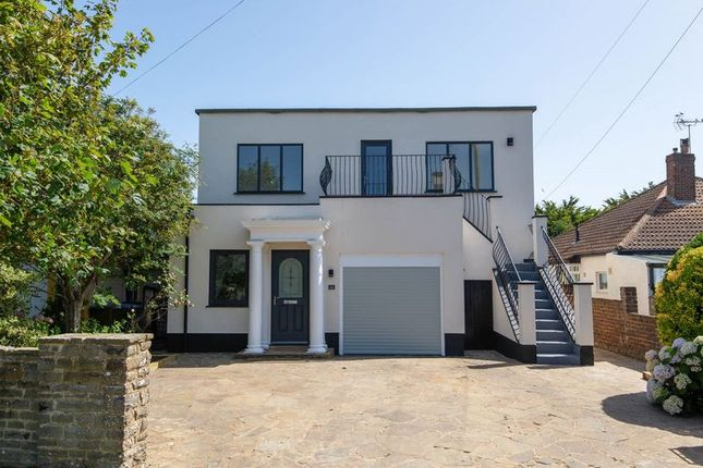 Thumbnail 5 bed detached house for sale in South Drive, Ferring, Worthing