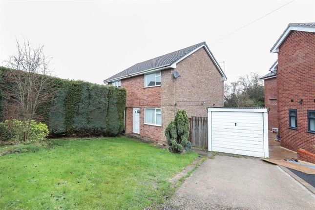 Thumbnail Property to rent in Steeping Close, Brimington, Chesterfield