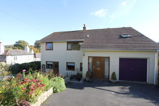 Thumbnail Detached house for sale in Village Road, Marldon, Paignton
