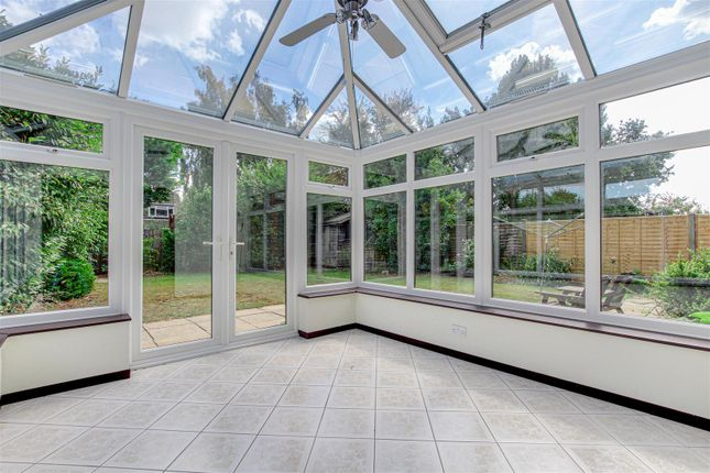 Conservatory of Fairway Drive, Burnham-On-Crouch CM0