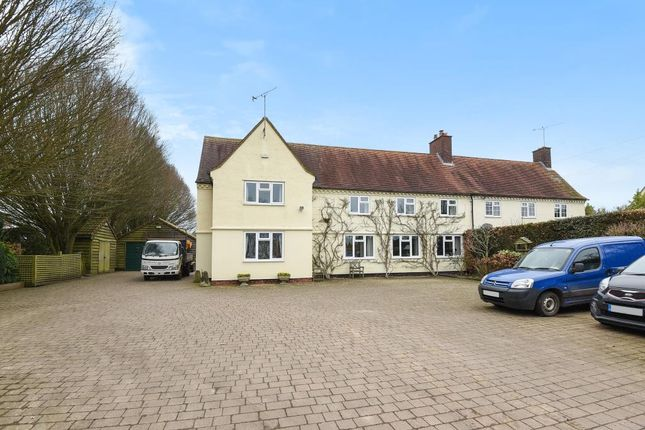 Thumbnail Semi-detached house for sale in Nuffield - Henley-On-Thames, Oxfordshire
