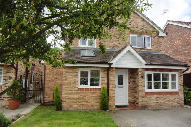 Thumbnail Detached house to rent in Rowan Court, Woodlesford, Leeds
