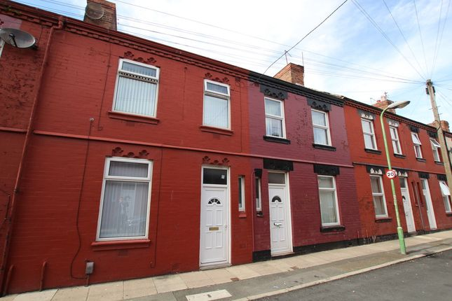 Thumbnail Terraced house to rent in Riddock Road, Seaforth, Liverpool