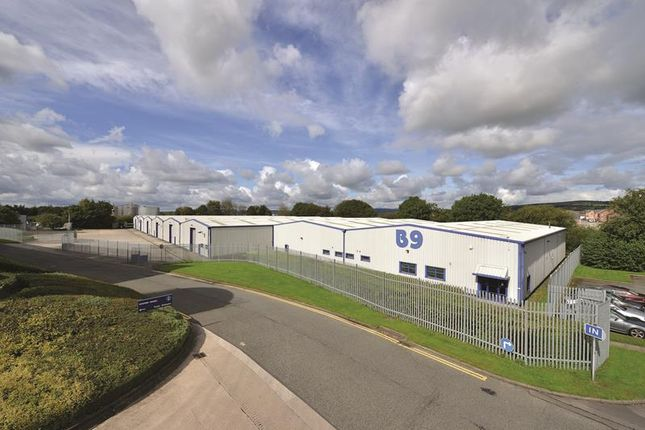 Thumbnail Light industrial to let in Unit B9, Heywood Distribution Park, Parklands, Heywood, Greater Manchester