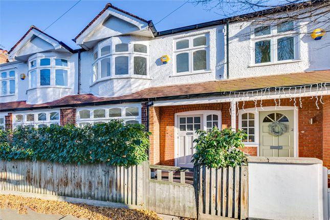 Thumbnail Terraced house for sale in Ripley Gardens, London