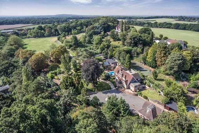 Thumbnail Detached house for sale in Spring Lane, Cookham Dean