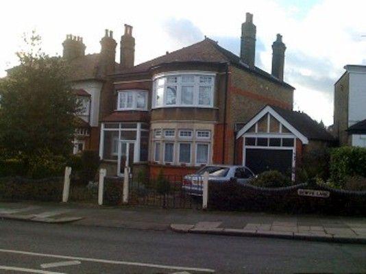 Thumbnail Detached house to rent in Powys Lane, London