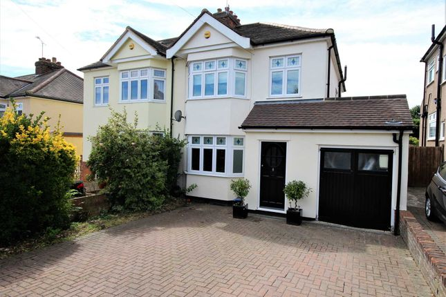 Thumbnail Detached house for sale in West Way, Brentwood