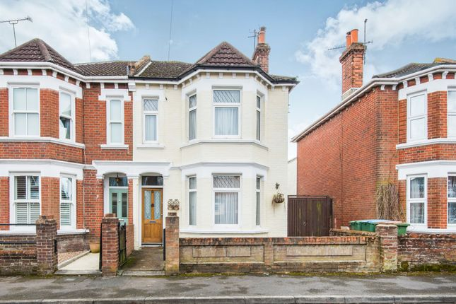 Thumbnail Semi-detached house for sale in St Winifreds Road, Shirley, Southampton