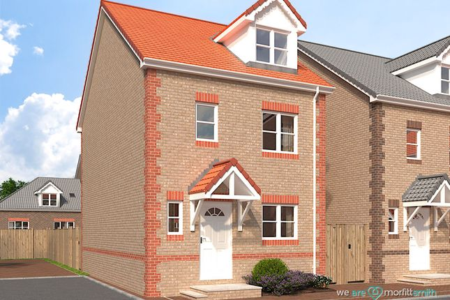 Thumbnail Detached house for sale in Plot 13 The Dove Almond Court, Moorends