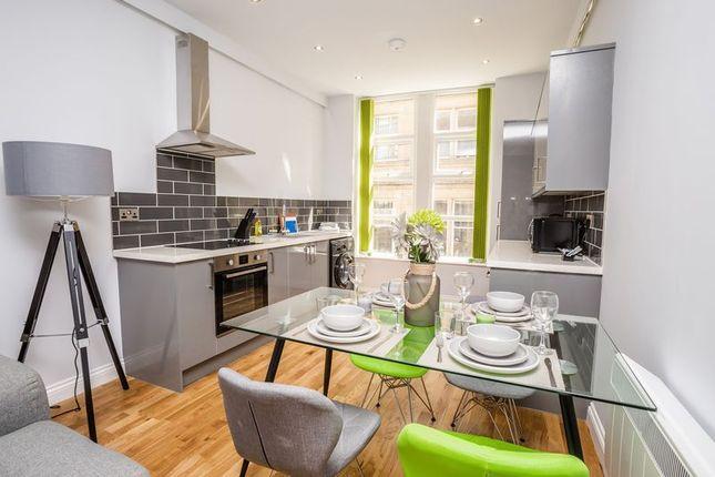 Thumbnail Flat to rent in Kirkgate, Huddersfield