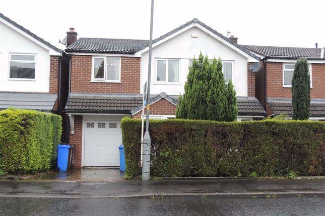 Thumbnail Detached house for sale in Salisbury Crescent, Ashton-Under-Lyne