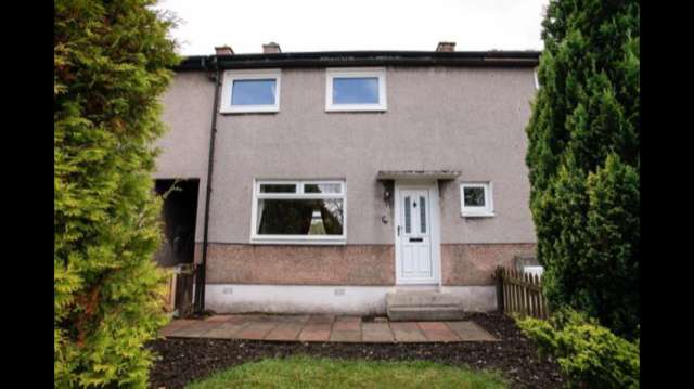 Thumbnail Terraced house to rent in Bensmoore Road, Gretna
