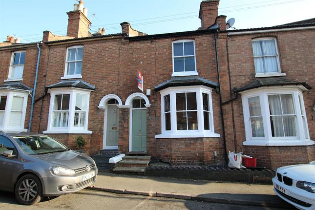 Thumbnail Terraced house to rent in Suffolk Street, Leamington Spa
