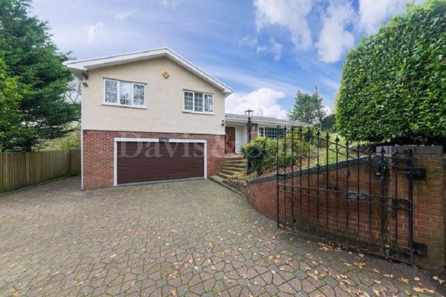 Thumbnail Detached house for sale in Penywaun Road, St Dials, Off Greenmeadow Way, Cwmbran.