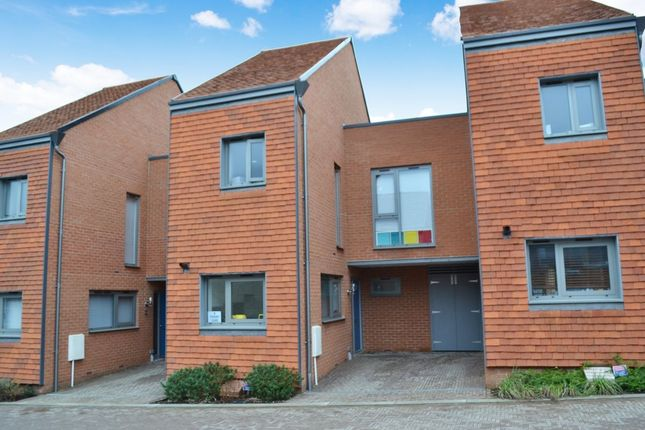 Thumbnail Terraced house for sale in Perry Lane, Newhall, Harlow
