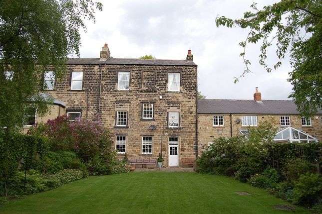 Thumbnail Country house for sale in Manor House, Heath, Wakefield