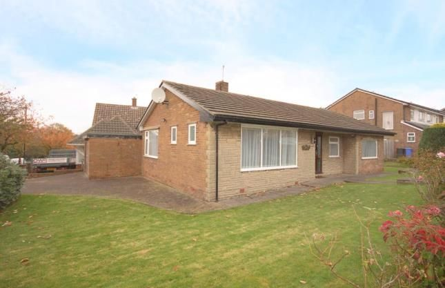 Thumbnail Bungalow for sale in Worcester Drive, Sheffield, South Yorkshire