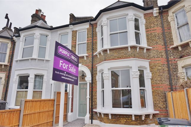 Thumbnail Terraced house for sale in Hither Green Lane, Hither Green