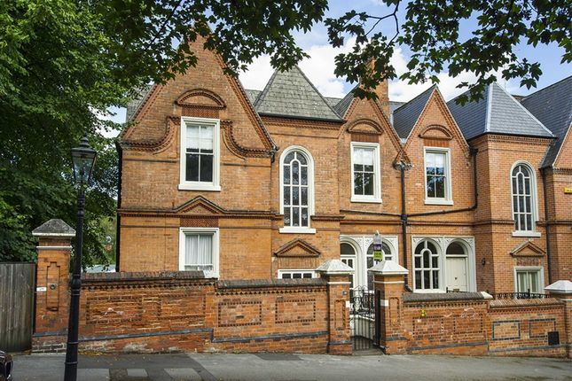 Thumbnail Flat for sale in Cavendish Crescent North, Nottingham