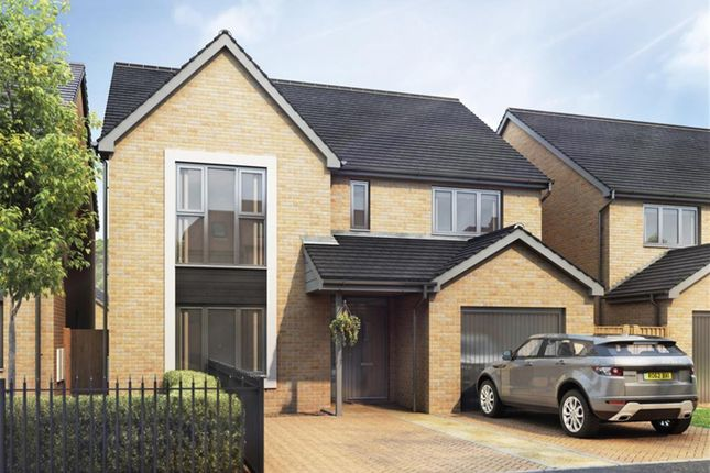 Thumbnail Detached house for sale in Lister Road, Dursley