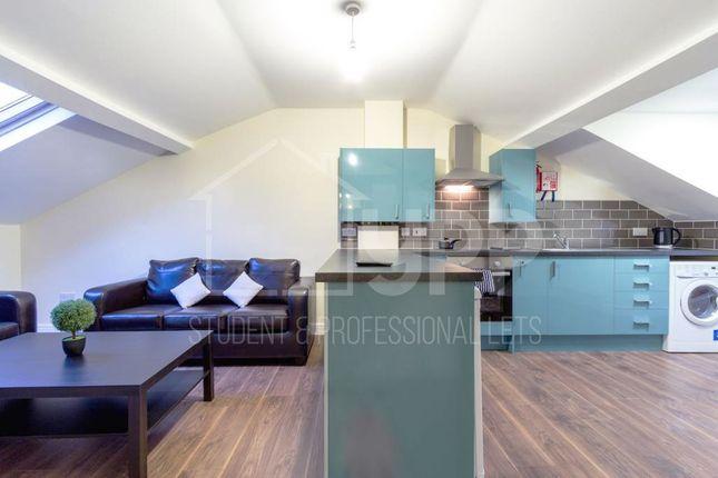 Thumbnail Flat to rent in Blenheim Terrace, Leeds
