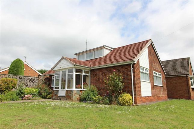 Thumbnail Detached bungalow for sale in Cotwall End Road, The Straits, Lower Gornal