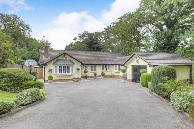Thumbnail Bungalow for sale in Yew Tree Grove, Heald Green, Cheadle