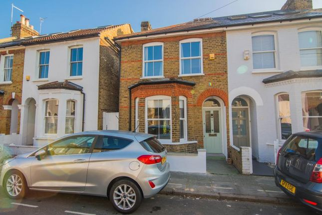 Thumbnail End terrace house for sale in Kings Road, East Sheen