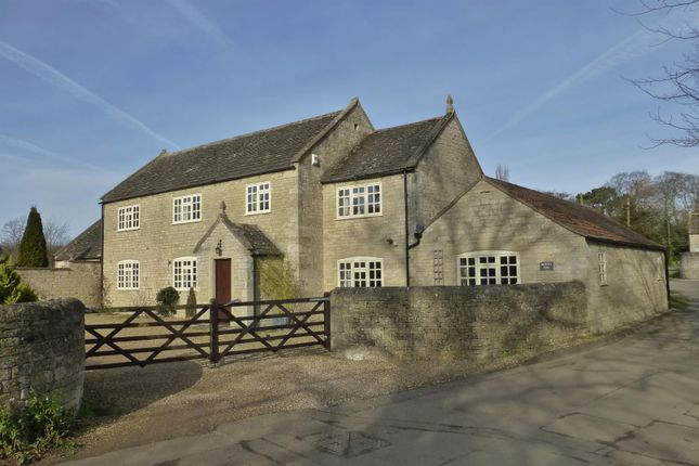 Thumbnail Detached house for sale in West Street, Clipsham, Oakham
